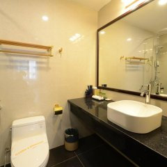 Hanoi Emerald Waters Hotel & Spa 4* Номер Делюкс с различными типами кроватей фото 4