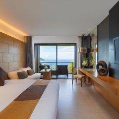 Отель Novotel Phuket Kata Avista Resort And Spa 4* Представительский номер двуспальная кровать фото 2