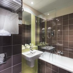 Отель Libertel Austerlitz Jardin des Plantes 3* Семейный номер с двуспальной кроватью фото 2