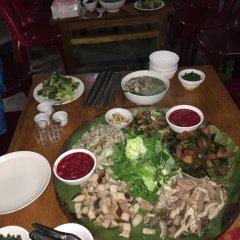 Отель Hoa Chanh Homestay Шапа питание фото 2