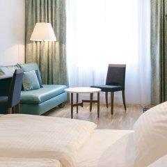Отель Benediktushaus Im Schottenstift 3* Стандартный номер фото 4