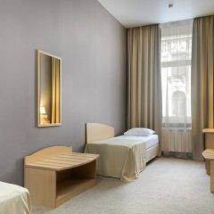 Гостиница Пятый Угол 3* Стандартный семейный номер с двуспальной кроватью фото 2