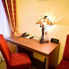 Гостиница Дон Кихот 3* Стандартный номер с различными типами кроватей фото 4