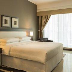 Отель Four Points by Sheraton Sheikh Zayed Road, Dubai Полулюкс с различными типами кроватей фото 4