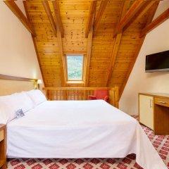 Отель Tryp Vielha Baqueira Улучшенный номер разные типы кроватей фото 2