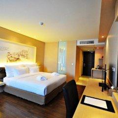 Отель PARINDA 4* Номер Делюкс фото 5