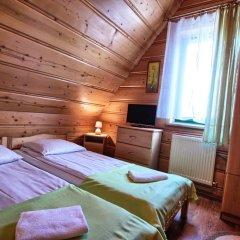 Отель Willa Zakowilla Закопане сейф в номере