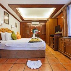 Отель Royal Phawadee Village 4* Улучшенный номер фото 4