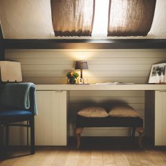 Отель Flemish cottage Бельгия, Осткамп - отзывы, цены и фото номеров - забронировать отель Flemish cottage онлайн интерьер отеля