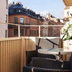 Отель City Apartments Stockholm Швеция, Стокгольм - отзывы, цены и фото номеров - забронировать отель City Apartments Stockholm онлайн балкон