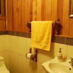 Отель Mapunre ванная фото 2