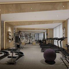 Отель Somerset Software Park Xiamen Китай, Сямынь - отзывы, цены и фото номеров - забронировать отель Somerset Software Park Xiamen онлайн фитнесс-зал фото 3