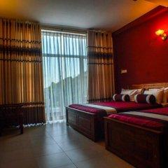 Отель Villa Baywatch Rumassala 3* Номер Делюкс с различными типами кроватей фото 4