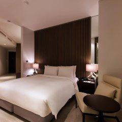 Hotel ENTRA Gangnam 4* Люкс с различными типами кроватей фото 10