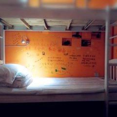 Dengba Hostel Chengdu Branch Кровать в общем номере с двухъярусной кроватью фото 6