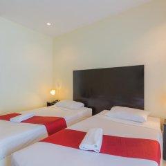 Отель Zing Resort & Spa 3* Номер Делюкс с 2 отдельными кроватями фото 4