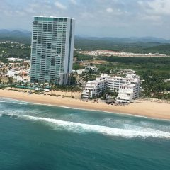 Отель Maz4you Beachfront Condo пляж фото 2