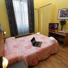 Hotel Brasil Milan Стандартный номер с двуспальной кроватью