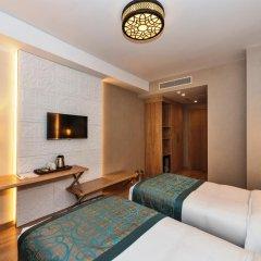 Aybar Hotel 4* Стандартный номер с двуспальной кроватью фото 10