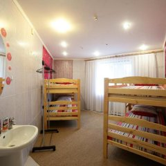 VIVA hostel Кровать в общем номере двухъярусные кровати фото 8
