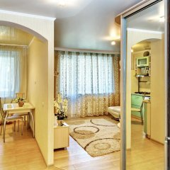 Апартаменты Apartments on Chernishevskogo комната для гостей фото 4