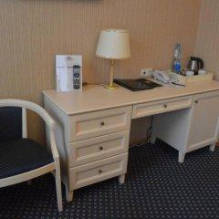 Гостиница Астон 4* Улучшенный номер с различными типами кроватей фото 6