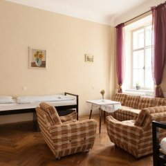 Hostel Fleda Кровать в общем номере фото 8