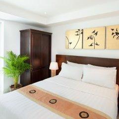 Отель Santosa Detox and Wellness Center пляж Ката комната для гостей фото 5