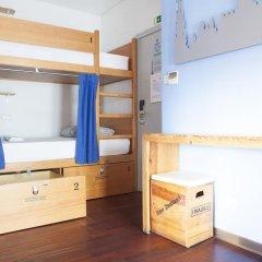 Yes! Porto Hostel Кровать в общем номере фото 4