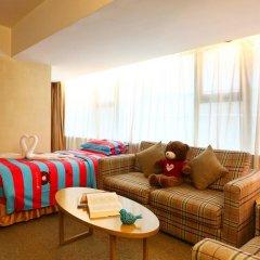 Отель SKYTEL 4* Улучшенный люкс фото 4