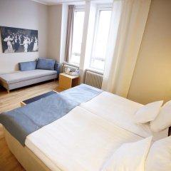 Original Sokos Hotel Helsinki 3* Улучшенный номер с разными типами кроватей фото 8