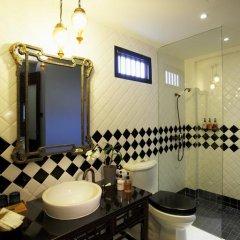 Отель Baan Chart 3* Номер Делюкс с различными типами кроватей фото 9