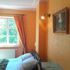 Отель Pensjonat Bursztynowe Piaski комната для гостей фото 2