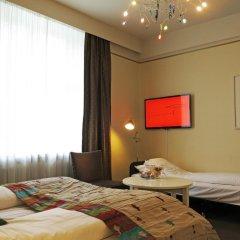 Hotel Villa Terminus 3* Стандартный семейный номер с двуспальной кроватью фото 10
