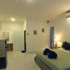 Отель Saladan Beach Resort 3* Бунгало с различными типами кроватей фото 32