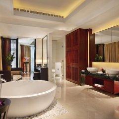 Отель Banyan Tree Macau Вилла с различными типами кроватей