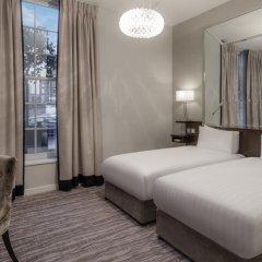 Отель DoubleTree by Hilton London - Greenwich 4* Стандартный номер с 2 отдельными кроватями фото 8