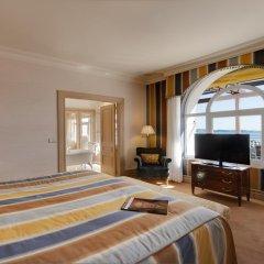 Eurostars Gran Hotel La Toja комната для гостей фото 7