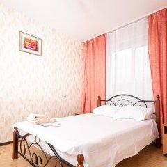 Гостиница Эдем Взлетка Улучшенные апартаменты разные типы кроватей фото 7