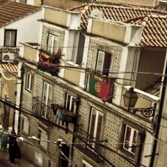 Отель Wonderful Lisboa St. Vincent фото 3