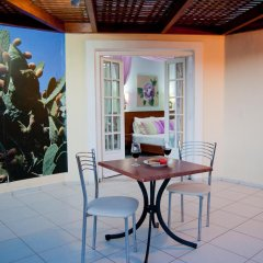 Philoxenia Hotel Apartments 3* Стандартный номер с различными типами кроватей
