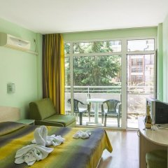 MPM Hotel Boomerang - All Inclusive LIGHT 3* Стандартный номер с различными типами кроватей фото 2