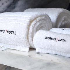Browns Downtown Hotel 3* Стандартный номер с различными типами кроватей фото 10
