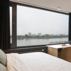 Отель Kaai 11 4* Стандартный номер с различными типами кроватей фото 7