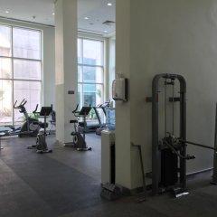 Отель Espace Holiday Homes Elite фитнесс-зал фото 2