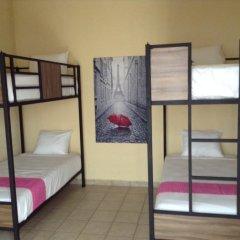 Hostel Hostalife Кровать в общем номере с двухъярусной кроватью