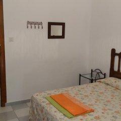 Отель Pensión Olympia 2* Стандартный номер с двуспальной кроватью (общая ванная комната) фото 18