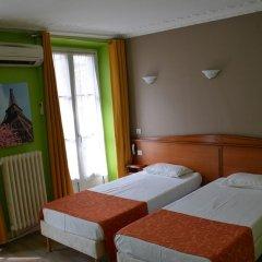Отель New Hôtel Gare du Nord 2* Стандартный номер с двуспальной кроватью
