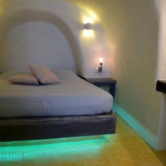 Отель Captain John Греция, Остров Санторини - отзывы, цены и фото номеров - забронировать отель Captain John онлайн комната для гостей фото 2