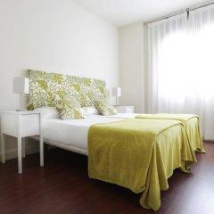 Отель Hva Augusta Garden Apartments Испания, Барселона - отзывы, цены и фото номеров - забронировать отель Hva Augusta Garden Apartments онлайн комната для гостей фото 2